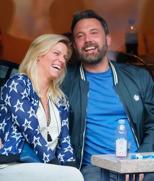 Ben Affleck's GF Lindsay Shookus Breaks Silence on Their Relationship