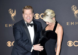 James Corden on His Wife's Third Pregnancy, Plus: Will They Have…