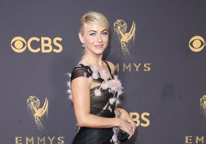 The Secret of Julianne Hough's Emmy 'Do? Baby Oil!