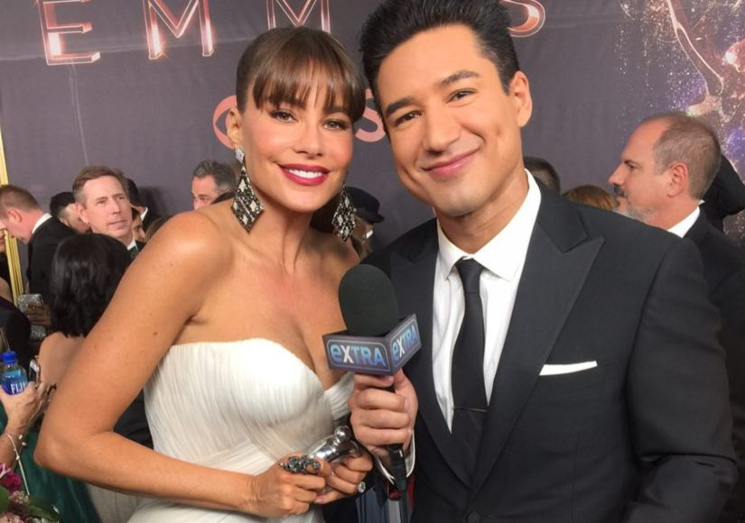 'Extra' on the Emmys Red Carpet: A-List Couples, TMI Confessions and More!