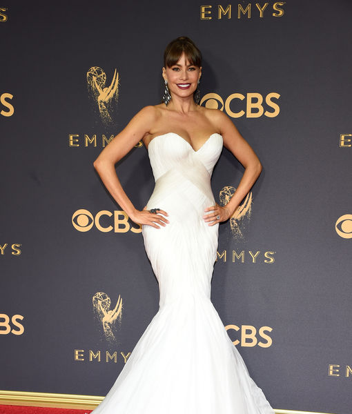 Emmys Talk! Sofía Vergara Gushes About Working with Hubby Joe Manganiello