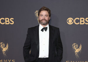 Zach Galifianakis Shows Off Weight Loss at Emmy Awards 2017