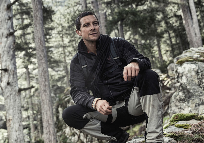 Test Your Skills! Join the Bear Grylls Survival Challenge