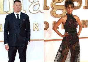 Prank War! Channing Wants a Truce, Halle Says No Way