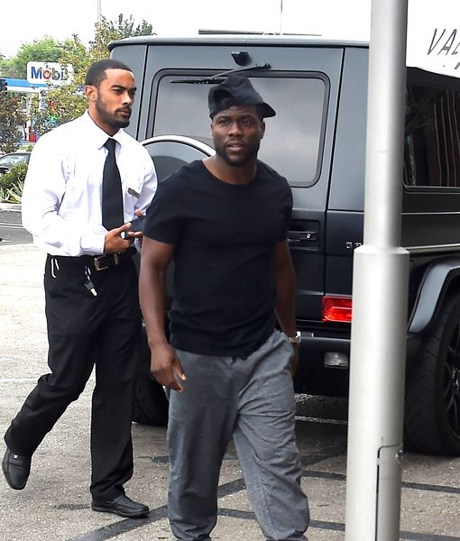 Kevin Hart and I were covertly recorded in hotel suite, woman claims