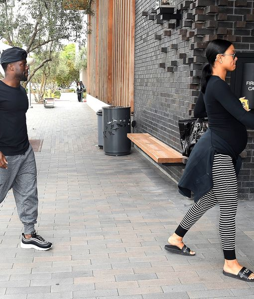 Pics! Kevin Hart & Eniko Parrish Together for the First Time Since Scandal