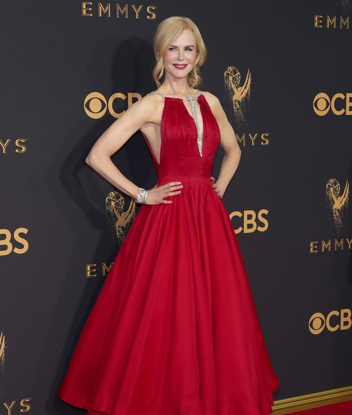 Nicole Kidman Wore Mismatched Shoes to the Emmys! Is She Starting a Trend?