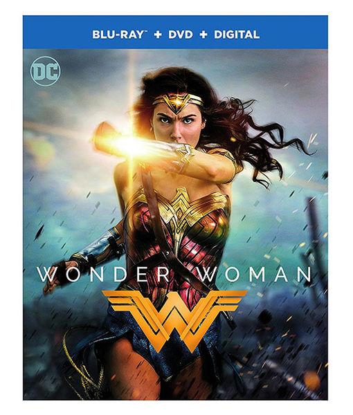 Win It! 'Wonder Woman' on Blu-ray and DVD