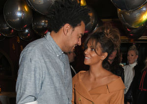 Halle berry dating common