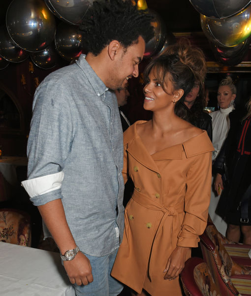 Halle Berry Robbed the Cradle for Her New Man