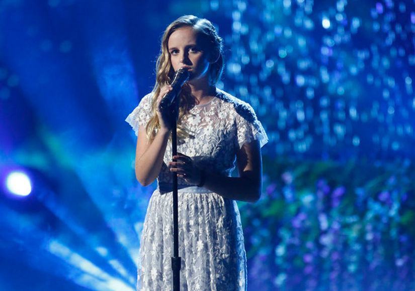 'AGT's' Evie Clair Honors Late Father with Emotional Tribute