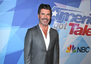 Simon Cowell Dishes on Eric's Fun Night at 'America's Got…