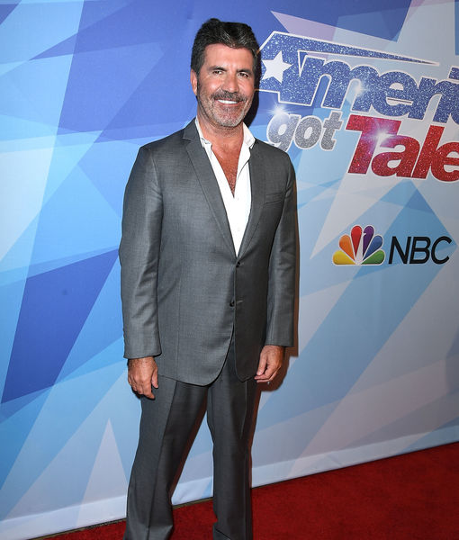 Simon Cowell Dishes on Eric's Fun Night at 'America's Got Talent' Finals