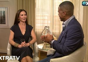 Catherine Zeta-Jones Reveals Secret to Her 17-Year Marriage to Michael Douglas
