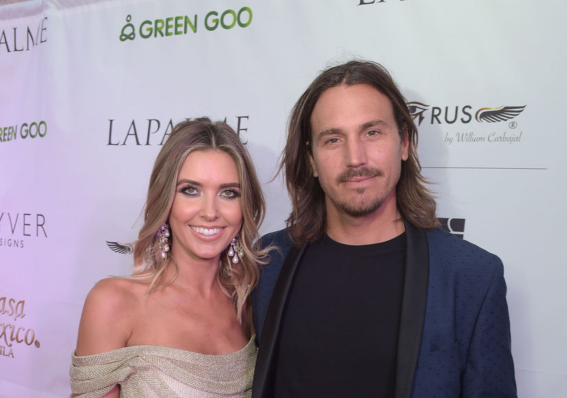 Audrina Patridge files for divorce after alleged domestic violence incident