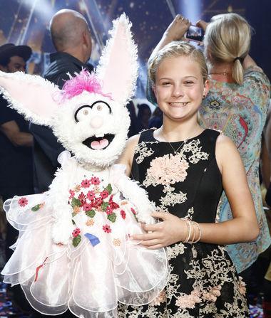 Darci Lynne Farmer Wins 'America's Got Talent' — See Her…