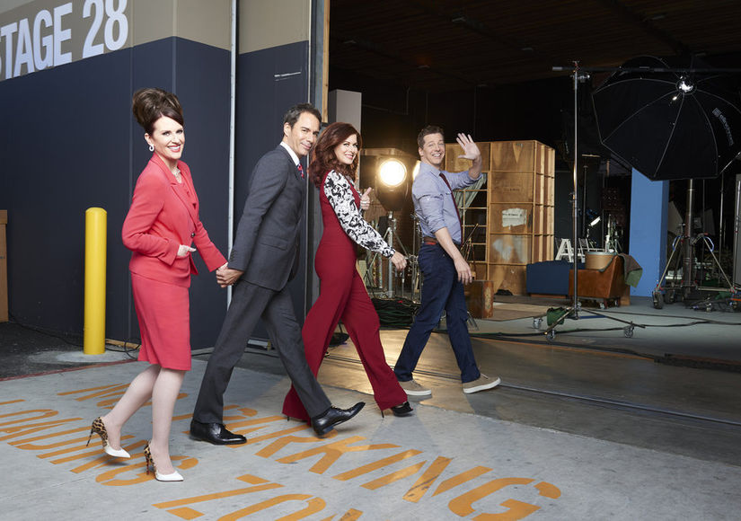 'Will & Grace' Cast Teases Their Big Primetime Return
