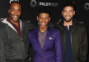 'Empire' Livestream! 'Extra's' AJ Calloway with Lee Daniels, Jussie Smollett…