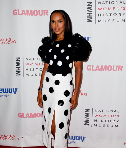 Kerry Washington Dishes on 'Scandal's' Last Season, Plus: Life with Her…
