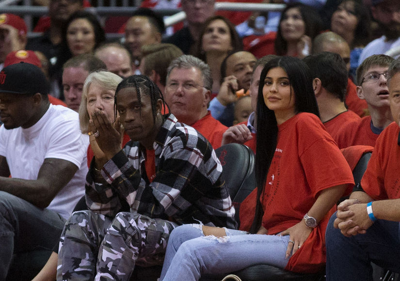 Travis Scott's First Words on Kylie Jenner's Reported Pregnancy