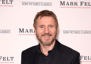 Liam Neeson Gushes Over 'Cold Pursuit' Co-Star Laura Dern