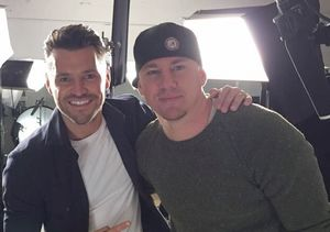 Channing Tatum Totally Approves of Mark Wright's Interest in Appearing in…