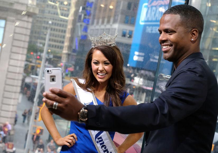 Miss America Cara Mund Talks Political Aspirations