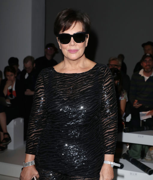 Kris Jenner Speaks for First Time Since Kylie Pregnancy News!