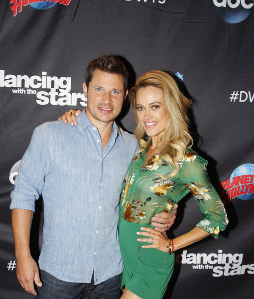 Nick Lachey Reveals How Much Weight He's Already Lost on 'Dancing with the Stars'