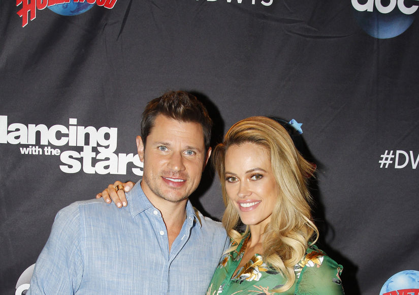 Nick Lachey Reveals How Much Weight He's Already Lost on 'Dancing with the…