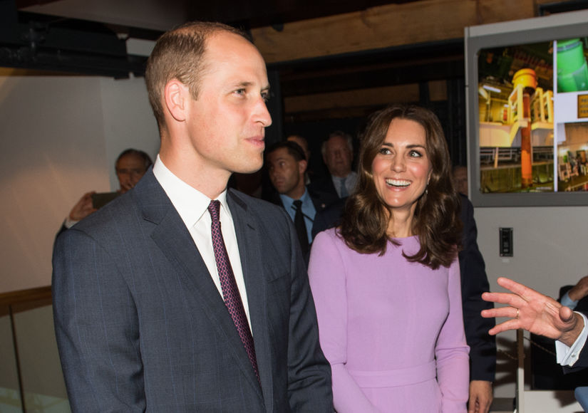 Rumor Bust! Prince William and Kate Middleton Are Not Taking the Throne