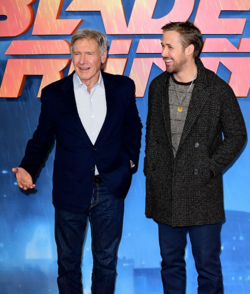 Behind the Scenes of the Film 'Blade Runner 2049'