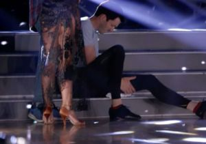 Ow! Drew Scott Suffers Injury While Rehearsing for 'DWTS'