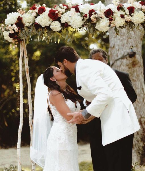 'Teen Mom' Star Jenelle Evans Is Married — See Her Wedding Pics!
