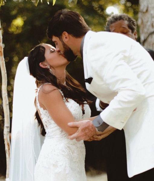 Just Married! 'Teen Mom' Jenelle Evans & David Eason's Wedding Album