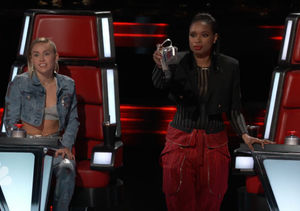 'The Voice' Sneak Peek! The Contestant Who Had Jennifer Hudson…
