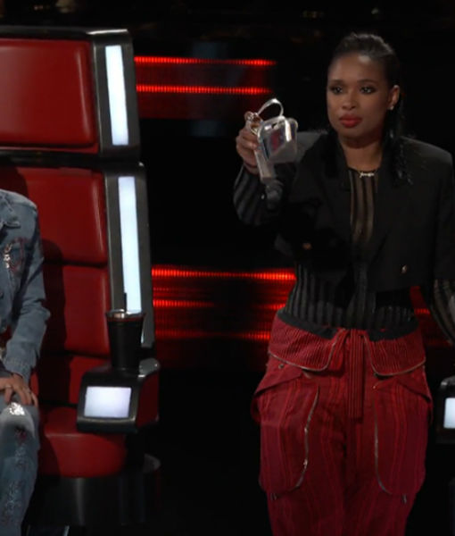 'The Voice' Sneak Peek! The Contestant Who Had Jennifer Hudson Throwing Shoes