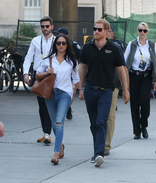 Rumor Bust! Prince Harry Is Not Engaged to Meghan Markle
