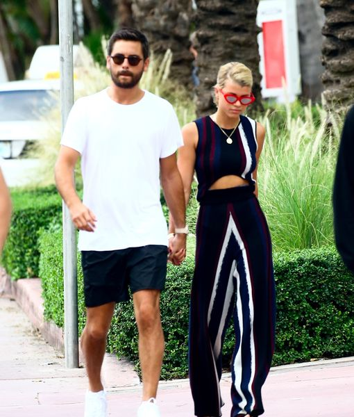 Scott Disick & Sofia Richie Fuel More Romance Rumors with Congratulatory…