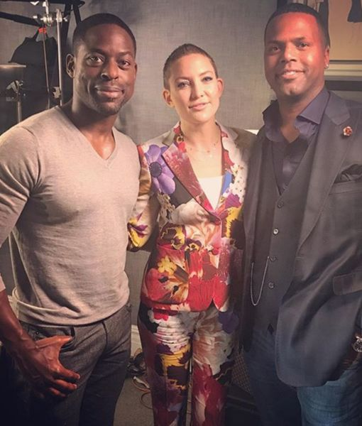 Sterling K. Brown & Kate Hudson Open Up About Making 'Marshall'