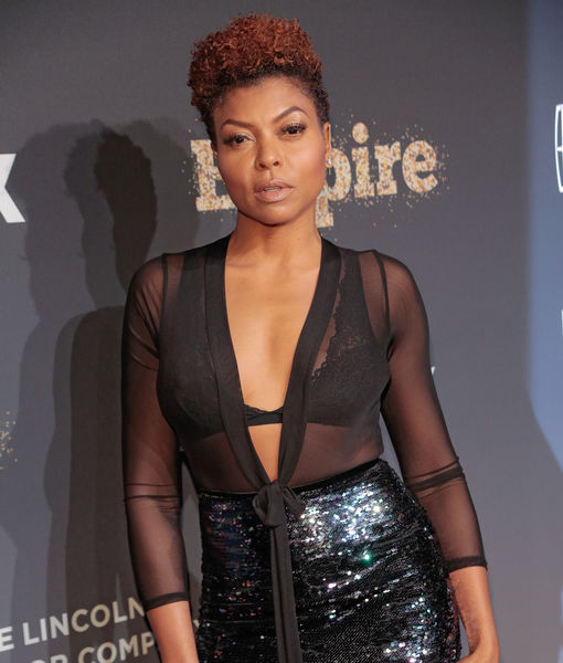 Taraji P. Henson Takes on 'Empire' Exit Rumors