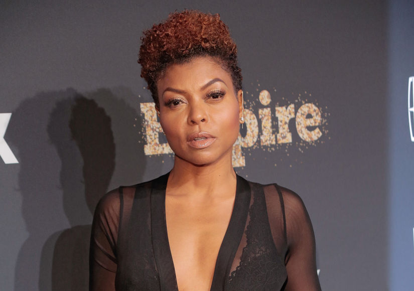 Taraji P. Henson Dishes on Cookie's Evolution on 'Empire,' Plus: Her Holiday Christmas Special