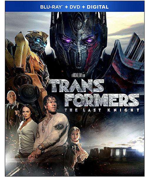 Win It! 'Transformers: The Last Knight' on Blu-ray and DVD