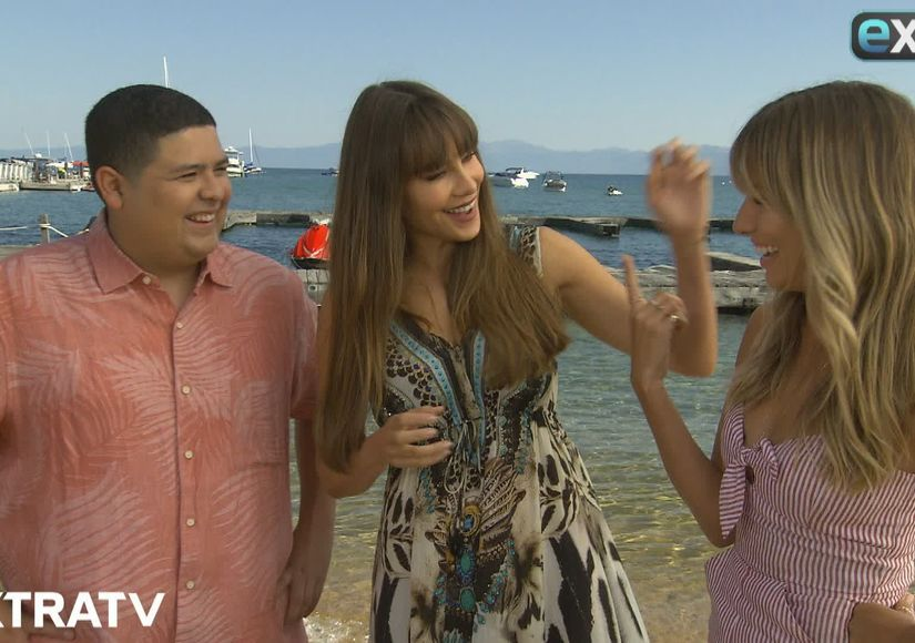 Sofía Vergara Opens Up About Baring It All, Plus: Renee on Location with…