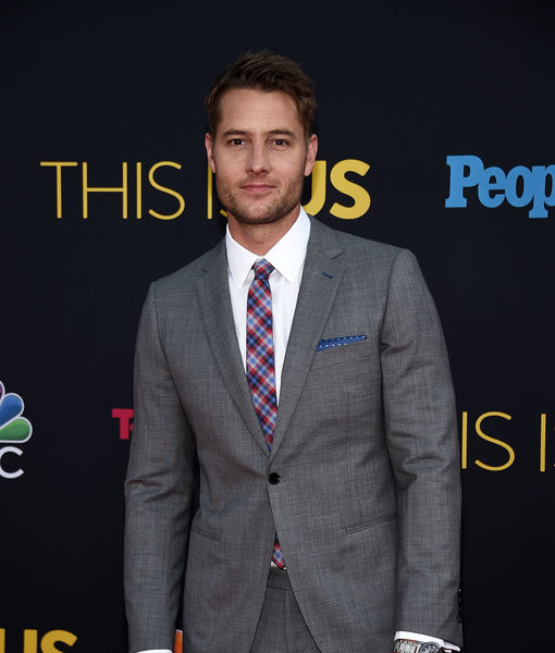 Justin Hartley Reportedly Has a Famous New GF!