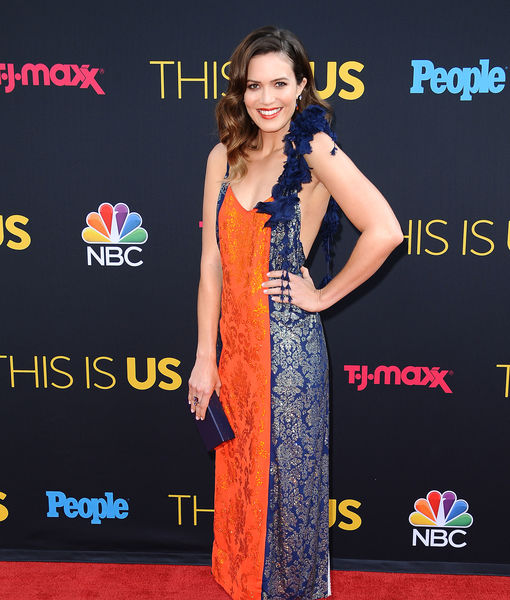 Why Mandy Moore Didn't Wear Her Engagement Ring at 'This Is Us' Season 2 Premiere
