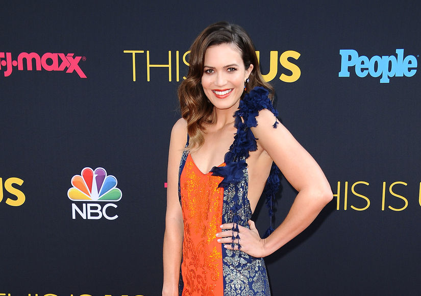 Why Mandy Moore Didn't Wear Her Engagement Ring at 'This Is Us' Season 2…