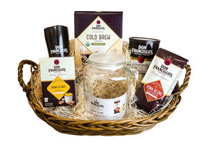 Win It! A Don Francisco's Coffee Gift Basket