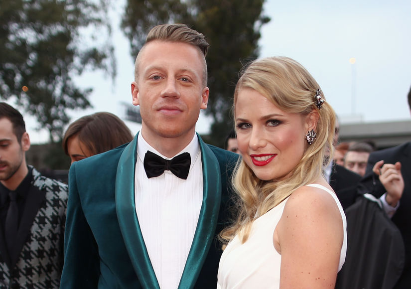 Macklemore and Wife Tricia Davis Are Expecting Their Second Child