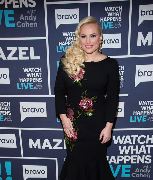 Meghan McCain Joins 'The View'